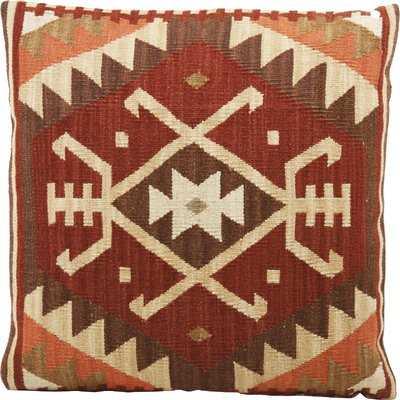 Kilim Jammu Throw Pillow - Wayfair