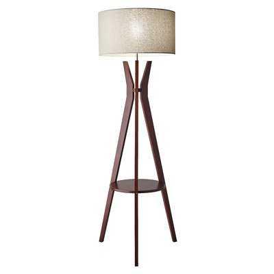 """Haywards 59.5"""" Tripod Floor Lamp - Birch Lane"""