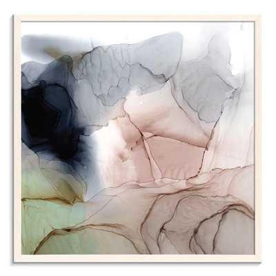 'Blush' Graphic Art Print on Canvas - Wayfair