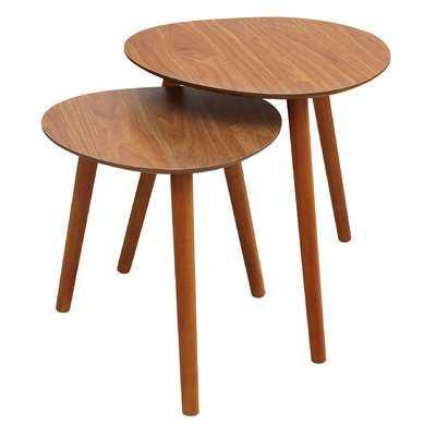Creenagh 2 Piece Nesting Tables - Wayfair