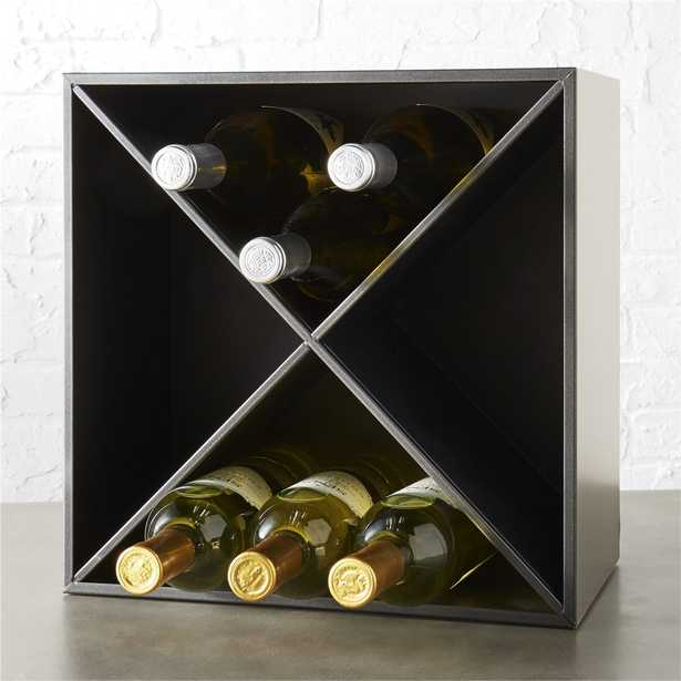 cellar wine rack - CB2
