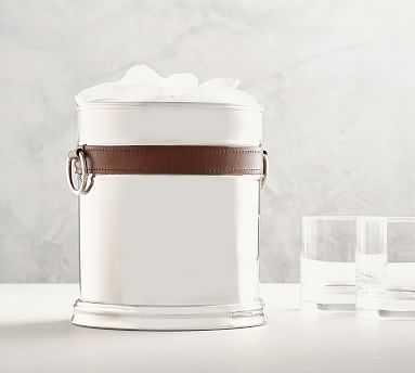 Hudson Ice Bucket - Pottery Barn
