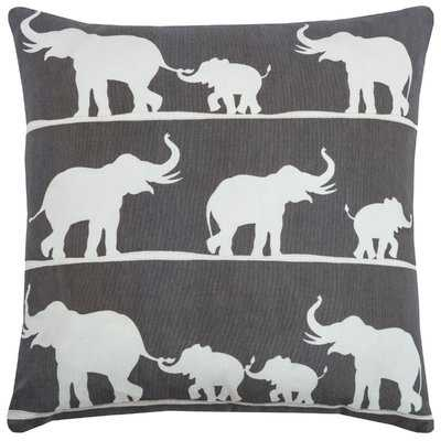 Chariety  Cotton Blend Throw Pillow - Wayfair