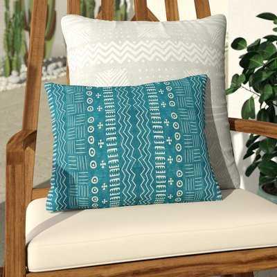 Adeline Modern Lumbar Pillow - Wayfair