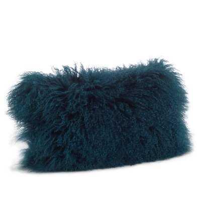 Blankenship Rectangular Wool Lumbar Pillow - Wayfair