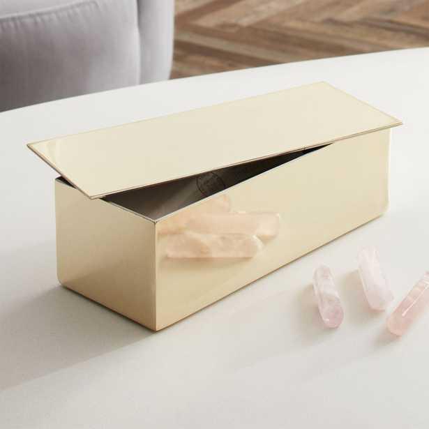 Oro Champagne Gold Box - CB2