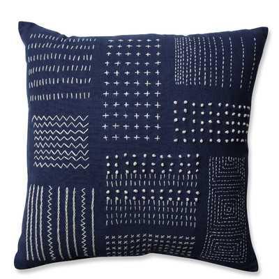 Tribal Sampler 100% Cotton Throw Pillow - Wayfair