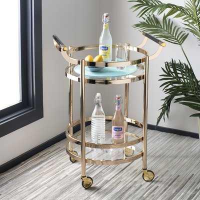 Hendrum Bar Cart - AllModern