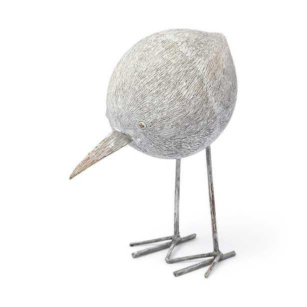 Mercana Snipe II Decorative Object, Light Brown - Home Depot