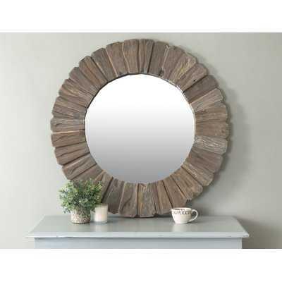 Backus Coastal Wall Mirror - AllModern