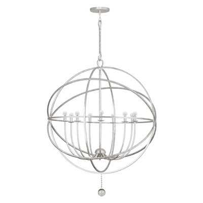 Gregoire 9-Light Candle-Style Chandelier - Wayfair