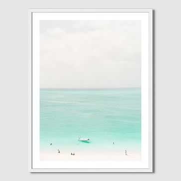 """Minted for west elm, Island Time, 32""""x42"""" - West Elm"""