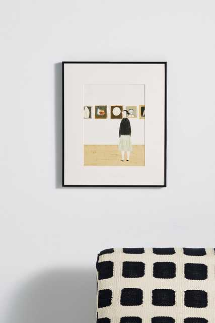 The Gallery Wall Art - Anthropologie