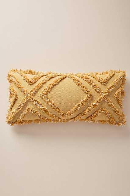 Textured Correll Pillow - Anthropologie