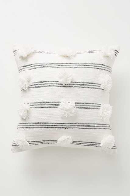 Pommed Felicity Pillow - Anthropologie