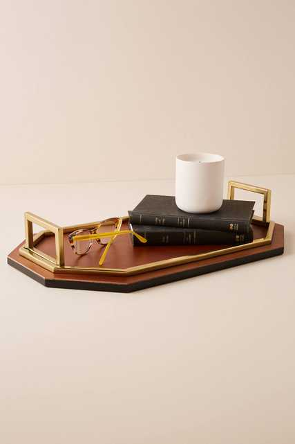 Charles Decorative Tray - Anthropologie
