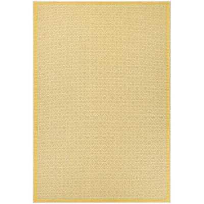 Crivello Yellow Indoor/Outdoor Area Rug - Wayfair