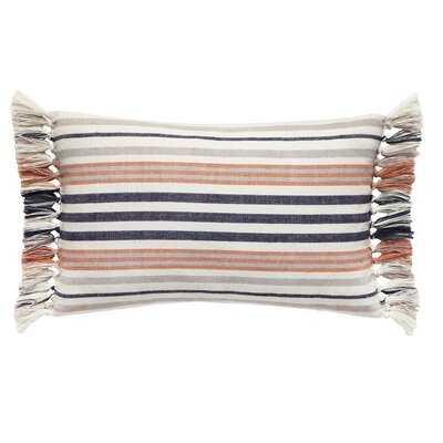 Splendid Home Yarn Dyed Oblong Throw Pillow Cover and Insert - Wayfair