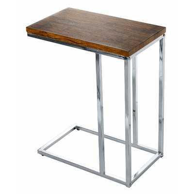 Cable End Table - Wayfair