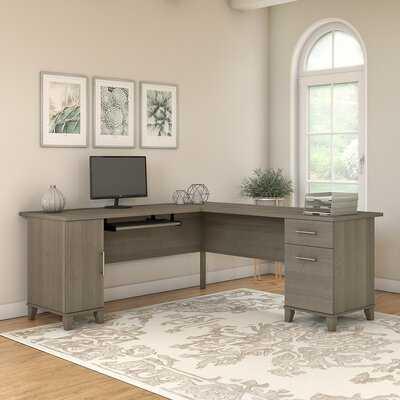 Kirchoff L-Shape Executive Desk - Wayfair
