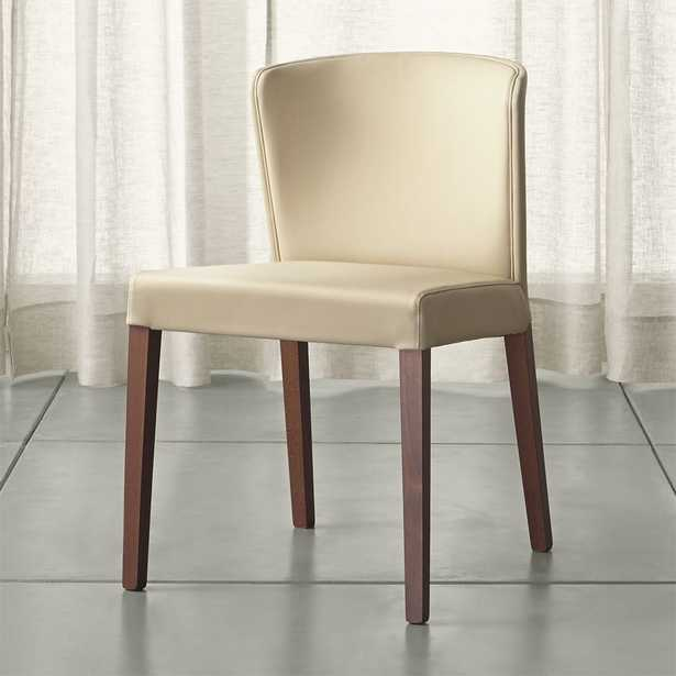 Curran Crema Dining Chair - Crate and Barrel