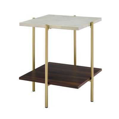 Halle End Table - AllModern