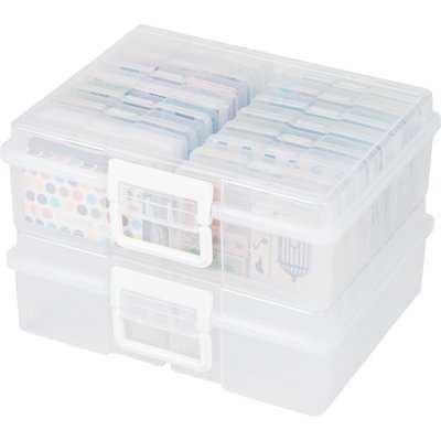 Extra Large Photo and Plastic Craft Case - Wayfair