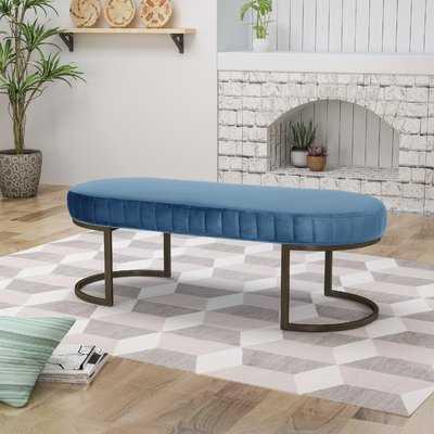 Pederson Upholstered Bench - Wayfair