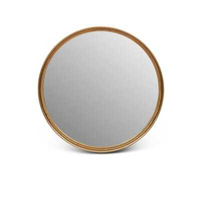 Rhoades Round Mirror - Wayfair