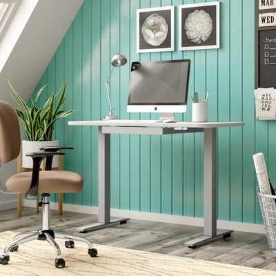 Sabine Height Adjustable Standing Desk - Wayfair