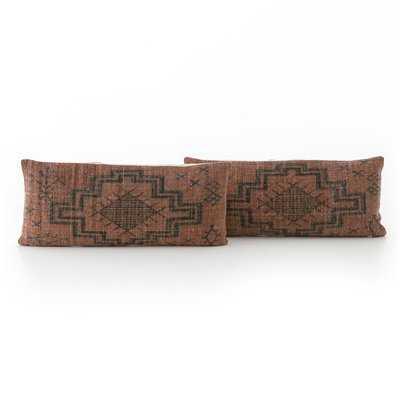 Astin Tribal Lumbar Pillow - Wayfair