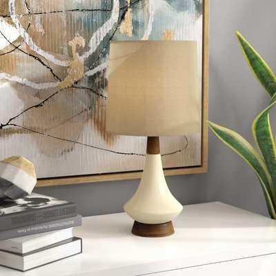 "Villela Retro 18.5"" Table Lamp - AllModern"