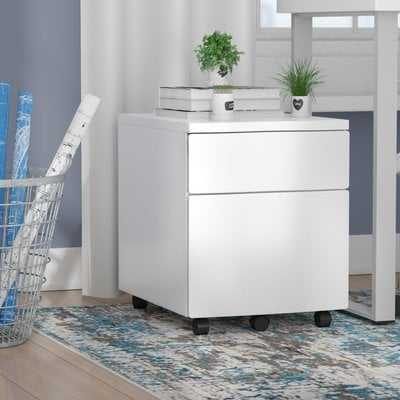 2-Drawer Vertical Filing Cabinet - Wayfair