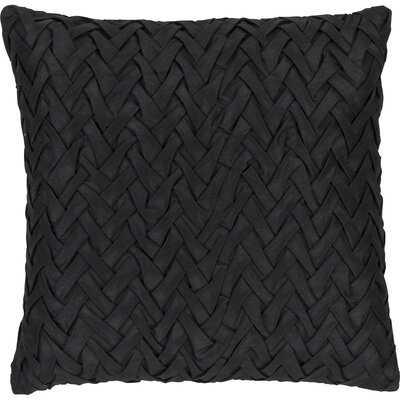 Chavers Black Cushion - Wayfair