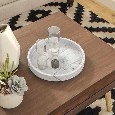 Epsilon Coffee Table Tray - AllModern