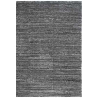 Harloe Gray Area Rug - Wayfair