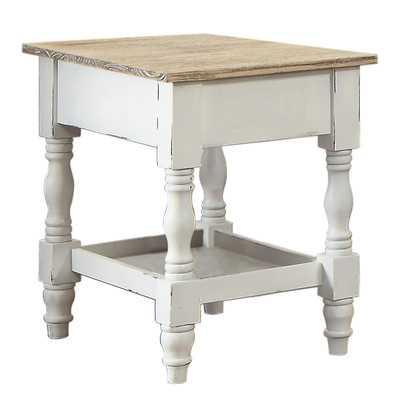 Tayler Chairside Table - Wayfair