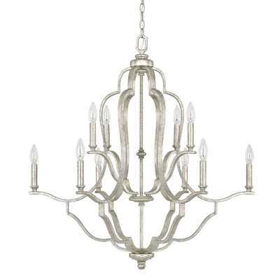 Erroll 10-Light Candle-Style Chandelier - Wayfair