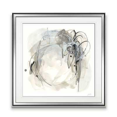 'Monochrome Diaspora I' Framed Print - Wayfair