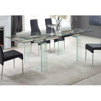 Hamner Extendable Dining Table - Wayfair
