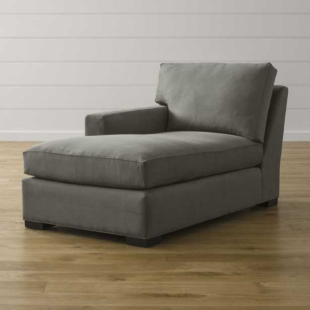 Axis II Left Arm Chaise Lounge - Crate and Barrel