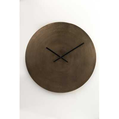Tyner Wall Clock - Wayfair