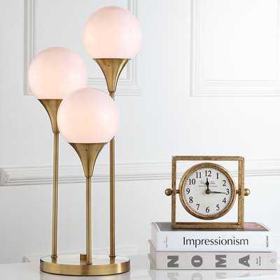 """Farrel 26"""" Table Lamp Set - AllModern"""