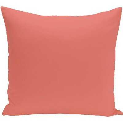 Georgia Outdoor Square Throw Pillow - Birch Lane