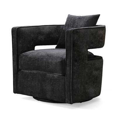 Beahm Swivel Barrel Chair - Wayfair