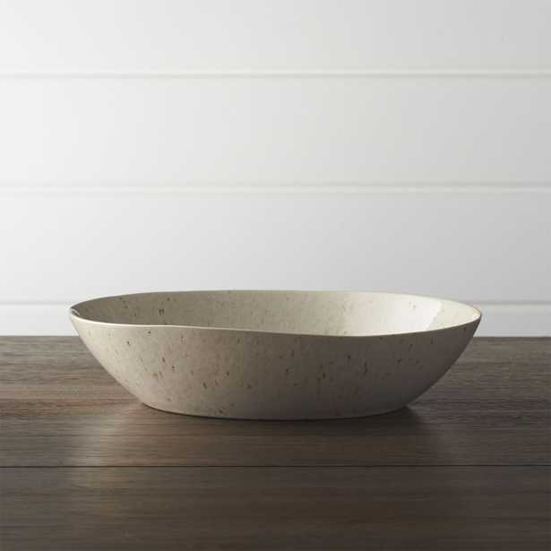 Wilder Low Bowl - Crate and Barrel