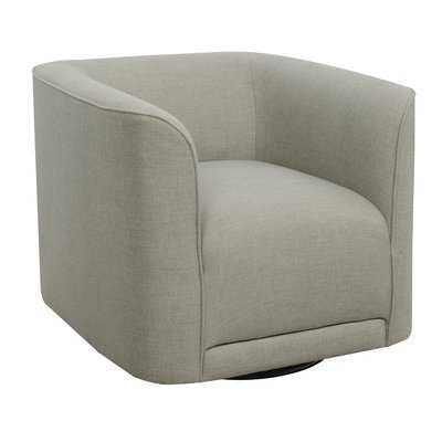 Seibert Swivel Barrel Chair - AllModern