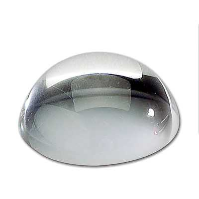 Optical Crystal Dome Magnifier Paperweight - Wayfair