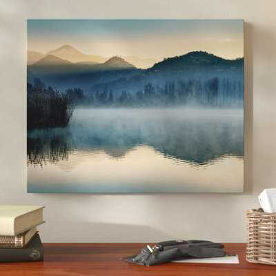 Quiet Morning by Danita Delimont - Wrapped Canvas Photograph Print - Birch Lane