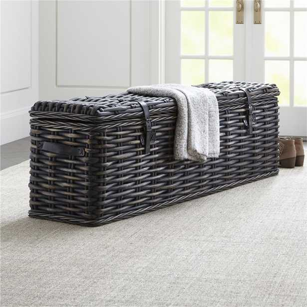 Jacoby Bedroom Trunk - Crate and Barrel